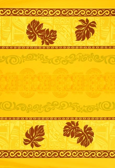ハワイアン ファブリック