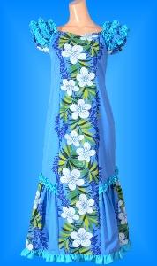 フラダンス衣装ムームー MU01bの詳細画像を見る