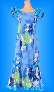 フラダンス衣装ムームー MU01b1の詳細画像を見る