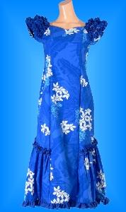 フラダンス衣装ムームー MU01b2の詳細画像を見る