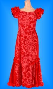 フラダンス衣装ムームー MU01r1の詳細画像を見る