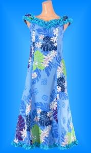 フラダンス衣装ムームー MU02b1の詳細画像を見る