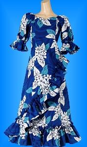 フラダンス衣装ムームー MU04b10の詳細画像見る