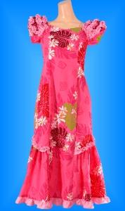 フラダンス衣装ムームー MU01p1の詳細画像を見る