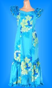 フラダンス衣装ムームー MU01b3の詳細画像を見る