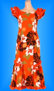フラダンス衣装ムームー MU01o1の詳細画像を見る