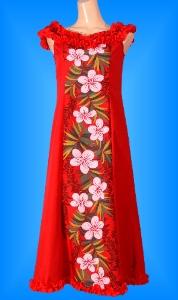 フラダンス衣装ムームー MU02rの詳細画像見る