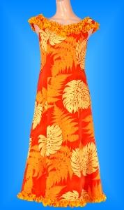フラダンス衣装ムームー MU02oの詳細画像を見る