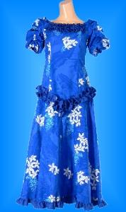 フラダンス衣装ムームー MU03b2の詳細画像を見る