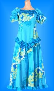 フラダンス衣装ムームー MU03b3の詳細画像を見る