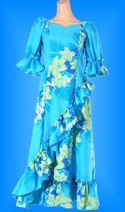 フラダンス衣装ムームー MU04b3の詳細画像を見る