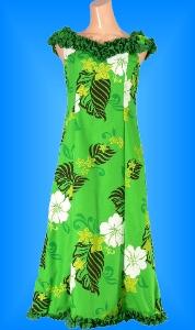 フラダンス衣装ムームー MU02gの詳細画像を見る