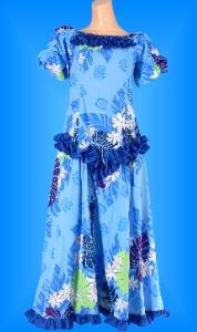 フラダンス衣装ムームー MU03b1の詳細画像見る