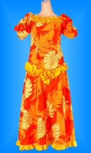 フラダンス衣装ムームー MU03o1の詳細画像を見る