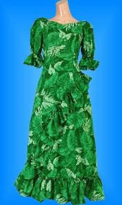 フラダンス衣装ムームー MU04g2の詳細画像見る