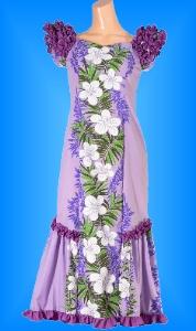 フラダンス衣装ムームーMU01pu1の詳細画像を見る