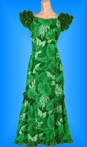 フラダンス衣装 ムームー MU01g1の詳細画像見る
