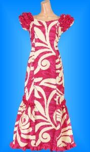 フラダンス衣装 ムームー MU01p5の詳細画像見る