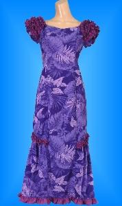 フラダンス衣装 ムームー MU01pu2の詳細画像見る