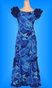 フラダンス衣装ムームーMU01b4の詳細画像を見る