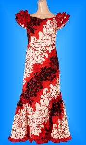 フラダンス衣装ムームーMU01r5の詳細画像を見る