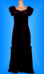 フラダンス衣装ムームー MU01Bp1の詳細画像見る
