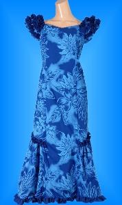 フラダンス衣装ムームーMU01b6の詳細画像を見る