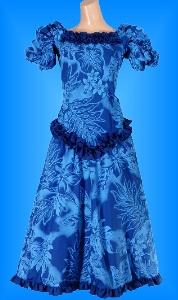 フラダンス衣装ムームー MU03b6の詳細画像を見る