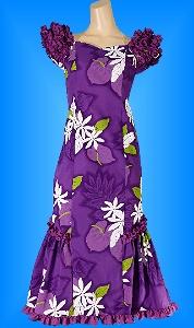フラダンス衣装ムームーMU01pu6の詳細画像を見る