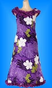 フラダンス衣装ムームー MU02pu5の詳細画像を見る