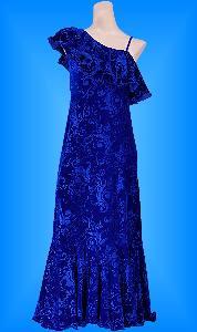 フラダンス衣装ムームー MUB02b1の詳細画像見る