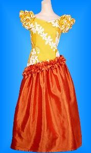 フラダンス衣装ムームーMU011o1の詳細画像を見る