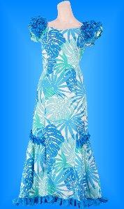 フラダンス衣装ムームーMU01b15の詳細画像を見る