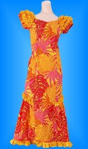 フラダンス衣装ムームーMU01o5の詳細画像を見る
