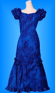 フラダンス衣装ムームーMU01b14の詳細画像を見る