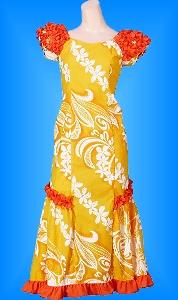 フラダンス衣装ムームーMU01o4の詳細画像を見る
