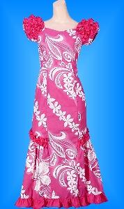 フラダンス衣装ムームーMU01p8の詳細画像を見る