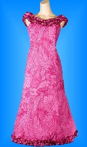 フラダンス衣装ムームー MU02p7の詳細画像を見る