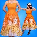 フラダンス衣装ムームー1549oの詳細画像を見る