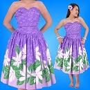 フラダンス衣装ムームー1757pの詳細画像を見る