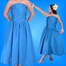 フラダンス衣装ムームー1773blの詳細画像を見る